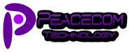 Peacecom Technology Logo